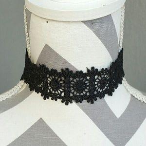 Jewelry - LAST ONE🆕Sexy lace choker NWT