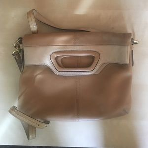Coach Flip Top Crossbody Bag