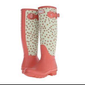 Hunter Boots Shoes - Hunter Festival Rain Boots