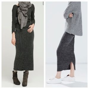 Amanda Smith Dresses & Skirts - Amanda Smith wool maxi skirt