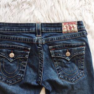 True Religion Denim - • True Religion • Wide Leg Jeans