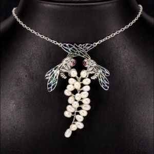 Jewelry - Sterling Silver Bee Necklace See Details