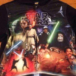 Star Wars Other - Men's med Star Wars hoodie excellent condition