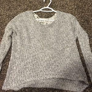 John W. Nordstrom Sweaters - Gray knit sweater
