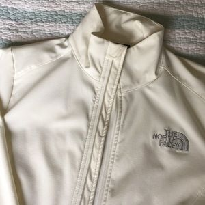 The North Face Jackets & Blazers - North Face cream light jacket