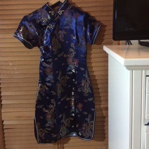 Dresses & Skirts - Vintage Quipao Dress