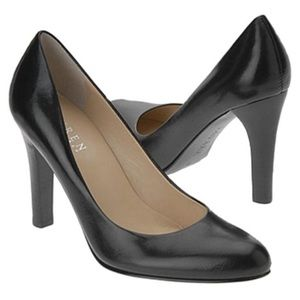 Ralph Lauren Zamora Black Pumps 8