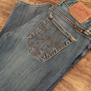 LUCKY BRAND JEANS SIZE 8 or29W