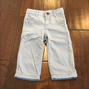 GAP Other - Baby Gap Light Gray Casual Pants - sz 12-18 mo