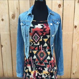 Xhilaration Dresses & Skirts - South Western Sun Dress