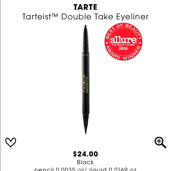 Tarteist Double Take Eyeliner by Tarte #11