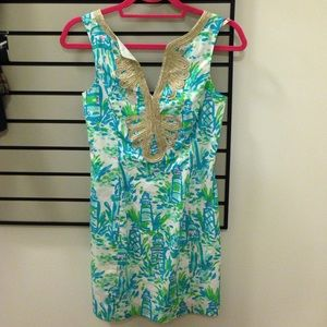 Lilly Pulitzer High Beams Janice Dress 00