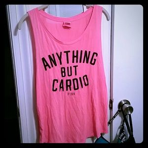 VS PINK cut out tee