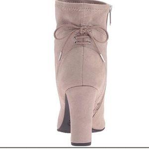 Brand New Sam Edelman Genuine Suede Ankle Bootie