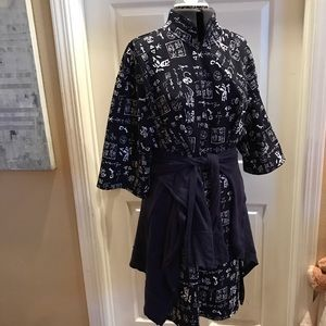 Vintage Unique Kimono