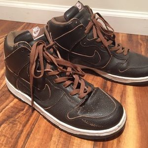Nike Other - Men's Leather Nike Dunks. ⛹🏽