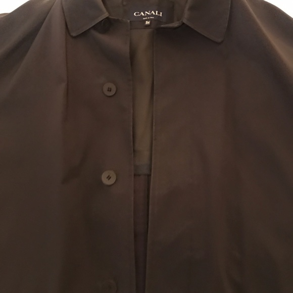 95% off Canali Other - Canali Rain car coat from A's closet on ...