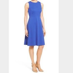 Classiques Entier  Dresses & Skirts - Classiques Entier Blue Clematis Dress