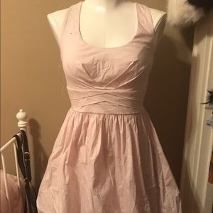 Crystal Doll Dresses & Skirts - Pink fit and flare party dress