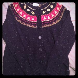 Breckenridge Sweaters - Breckinridge Cardigan Sweater Petite Small