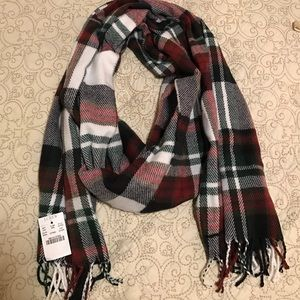 Accessories - J.Crew plaid scarf