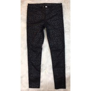 Divided Pants - H&M Divided Black Skinny Pants