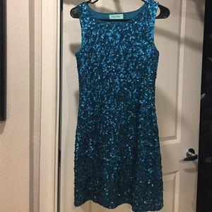 Sequin Boutique Dress- size S/M