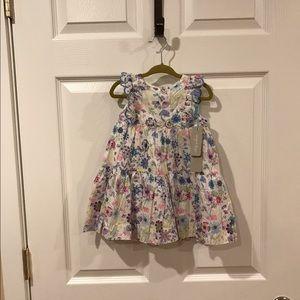 Angel Dear Other - NWT Angel Dear Spring / Summer Dress Size 12-18M