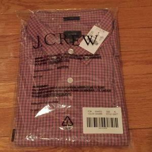 J. Crew Other - NWT, J.Crew Men's Slim Fit button down shirt.