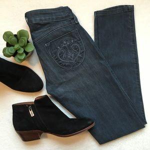 Siwy Denim - {Siwy} Hannah Slim Crop Jeans