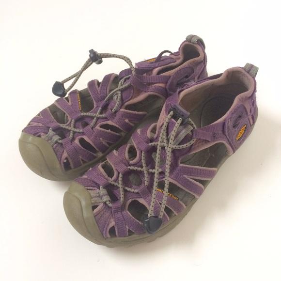 Keen Other - Girls Keen Purple Sandals