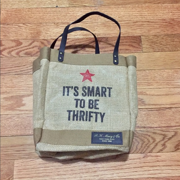 121300faeab Macy's Herald Square Lunch Tote