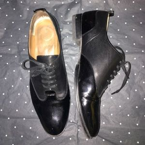 Carlo Pazolini Shoes - Genuine Italian Leather & Patent Leather Loafers