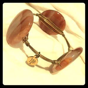 Bourbon and Bowties Jewelry - Authentic Bourbon & Boweties Bangle Bracelet