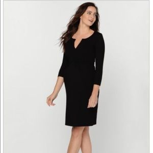 Isabella Oliver Dresses & Skirts - Ah-mazing little black maternity dress!!