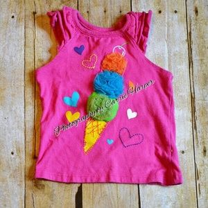 Other - 👸Girls Short Sleeve Top/Blouse 24 Months