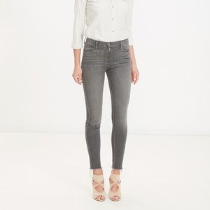 MOTHER Denim - MOTHER The Fly Stunner Fray skinny jeans! BNWT