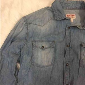 Mossimo Supply Co Other - sale 🎉 Denim Button Down