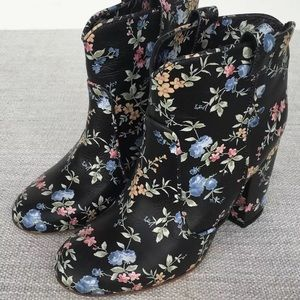 Laurence Dacade  Shoes - Laurence Dacade Pete Boots Floral Sz 8.5/38.5