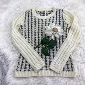 Willow & Clay Sweaters - 💕SALE💕 Willow and Clay Ivory Sweater