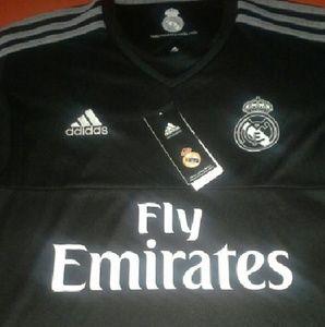 Adidas Real Madrid FC jersey