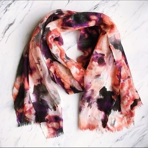 Missoni Accessories - Watercolor Lightweight Spring Scarf