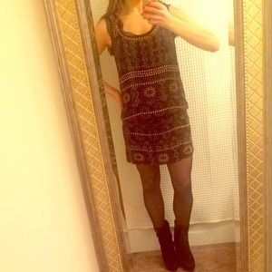 Nanette Lepore Dresses & Skirts - Nanette Lepore beaded dress - size 0 - Gorgeous!