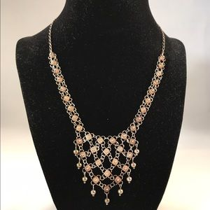 Sterling Chain Link Necklace