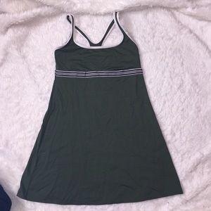 TYR Dresses & Skirts - Hunter green work out dress
