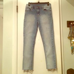 Cheap Monday Denim - Vintage Cheap Monday Faded Jeans