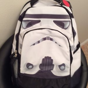 BIOWORLD Other - Star Wars Storm Trooper Back Pack
