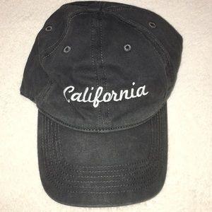 598661251de Brandy Melville Accessories - John Gult Brandy Melville gray California dad  hat