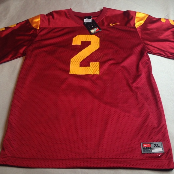 4ff39e82b7ff Nike Shirts & Tops | Usc Trojans Team Jersey Brand New With Tags ...