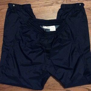 Columbia woman's small nylon pants